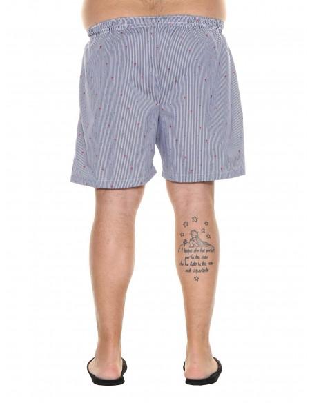 Maxfort Prestigio Costume da bagno bermuda P20300 PROMO taglie forti uomo. Sconto 30%