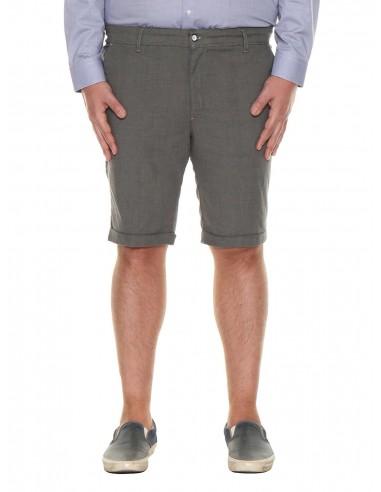 Maxfort Prestigio Pantalone corto P20501 PROMO taglie forti uomo. Sconto 30%