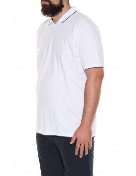 Maxfort Prestigio Polo maniche corte P20103 PROMO taglie forti uomo. Sconto 30%