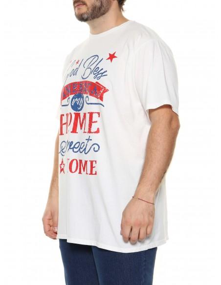 Maxfort T-shirt 31835 PROMO taglie forti uomo. Sconto 30%