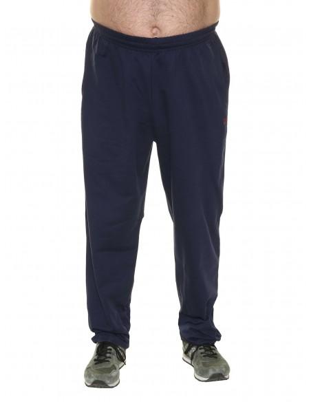 Maxfort Pantalone tuta con coulisse 100% cotone garzato ZAGABRIA taglie forti uomo