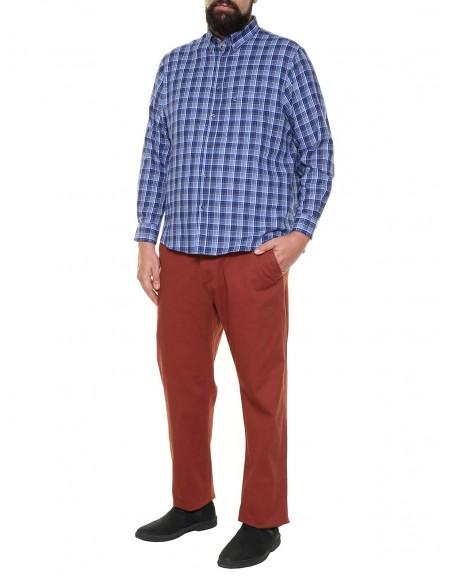 Maxfort Pantalone chino ME7008 PROMO taglie forti uomo. Sconto 30%