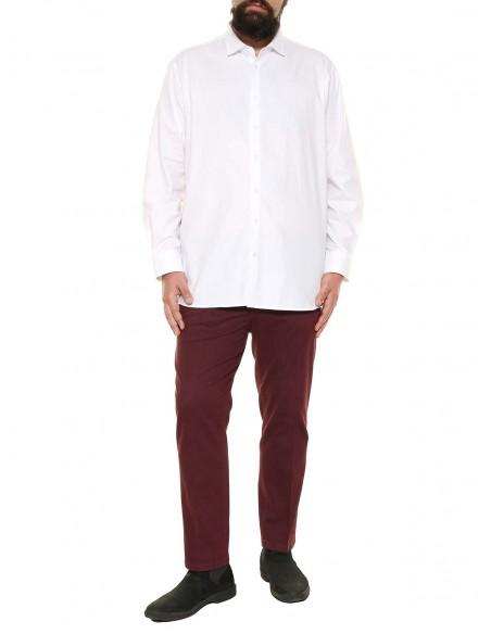 Maxfort Prestigio Pantalone chino P21452 PROMO taglie forti uomo. Sconto 30%