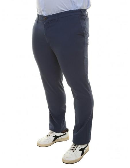 Maxfort Pantaloni chino E9006 taglie forti uomo