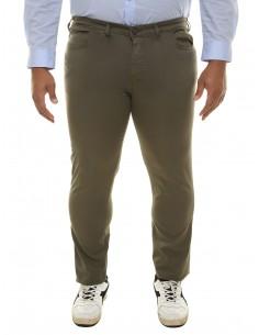 Maxfort Pantalone estivo E9007 taglie forti uomo