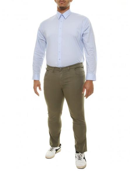 Maxfort Pantalone leggero E9007 taglie forti uomo