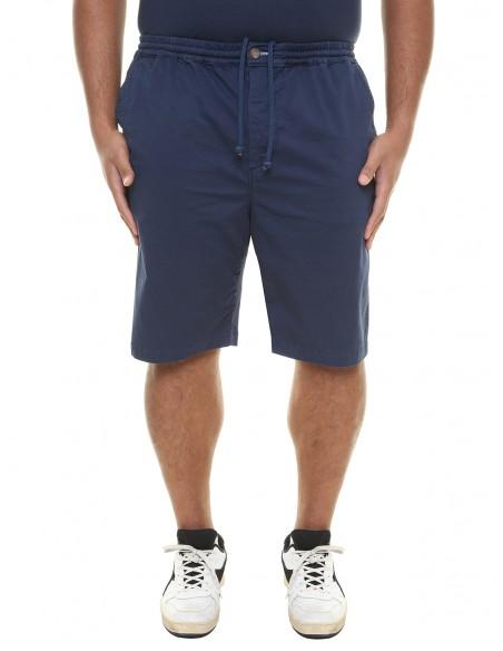 Maxfort Pantalone corto con elastico MALVA taglie forti uomo