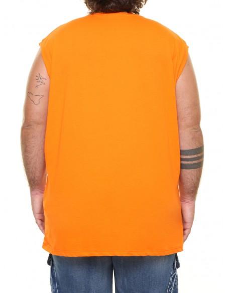 Maxfort T-shirt canottiera senza maniche 33439 PROMO taglie forti uomo. Sconto 30%