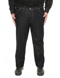 Maxfort Jeans 2200BLACK taglie forti uomo